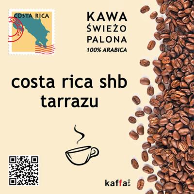 kawa arabica Costa Rica shb tarrazu