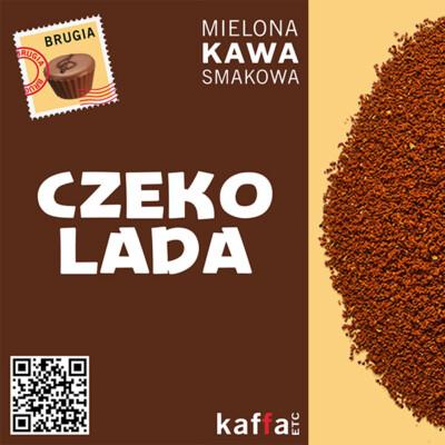 Kawa smakowa Brugia Czekolada