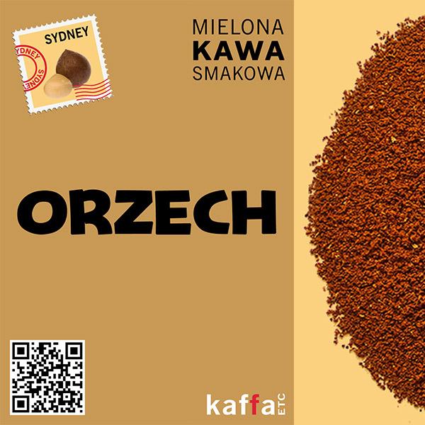 Kawa smakowa Sydney Orzech