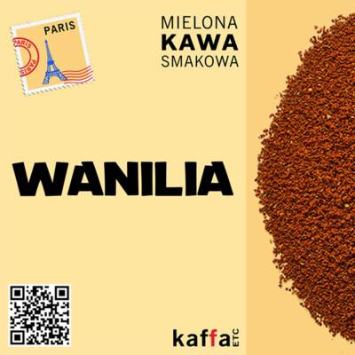 Kawa smakowa Paris Wanilia