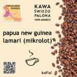 kawa arabica Papua New Gwinea Lamari