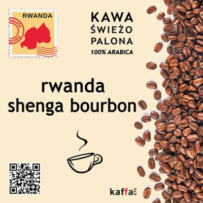 kawa arabica Rwanda Shenga Bourbon