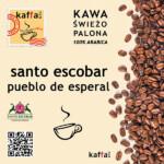 mieszanka kawowa Santo Escobar